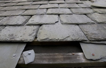 Should you repair or replace your slate roof