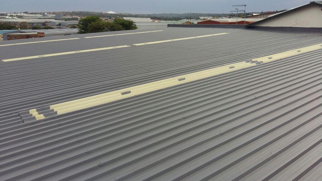 IBR & Skylight Acrylic Waterproofing