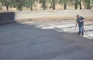 Waterproofing Cement Dams