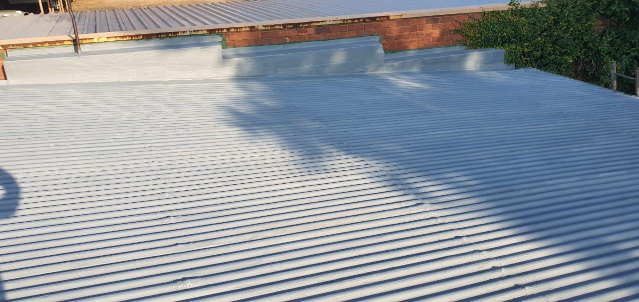 Garden Cottage Roof Waterproofing 1