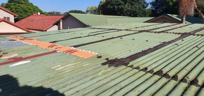 Garden Cottage Roof Waterproofing 2
