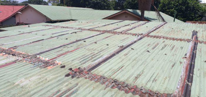 Garden Cottage Roof Waterproofing 3