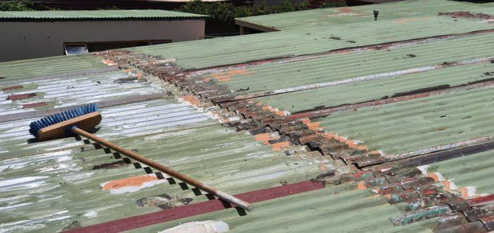 Garden Cottage Roof Waterproofing 4