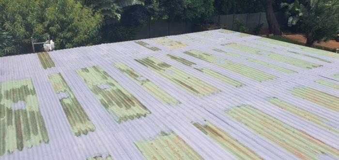 Garden Cottage Roof Waterproofing 6