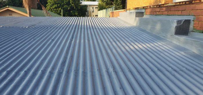 Garden Cottage Roof Waterproofing 7