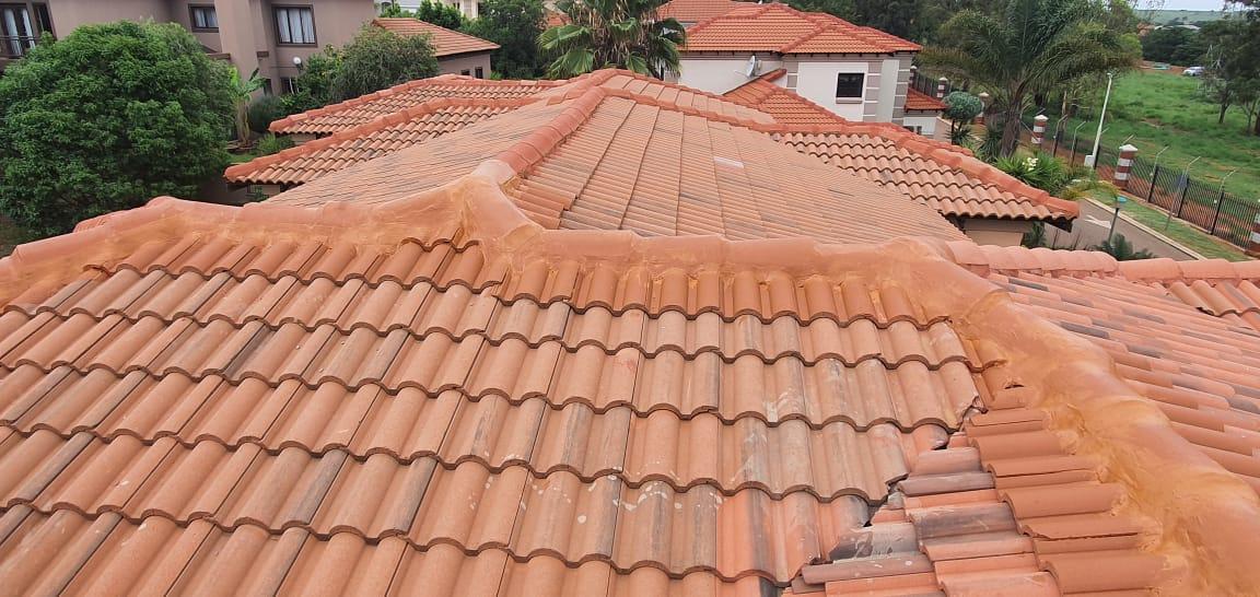 Roof Ridge Waterproofing