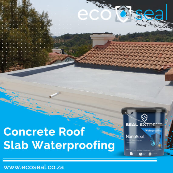 Concrete Roof Slab Waterproofing
