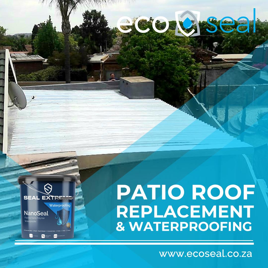 Roof Replacement Waterproofing