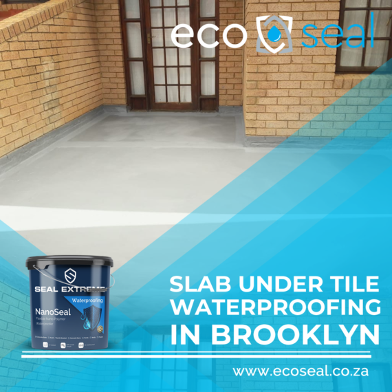 SLAB UNDER TILE WATERPROOFING IN BROOKLYN