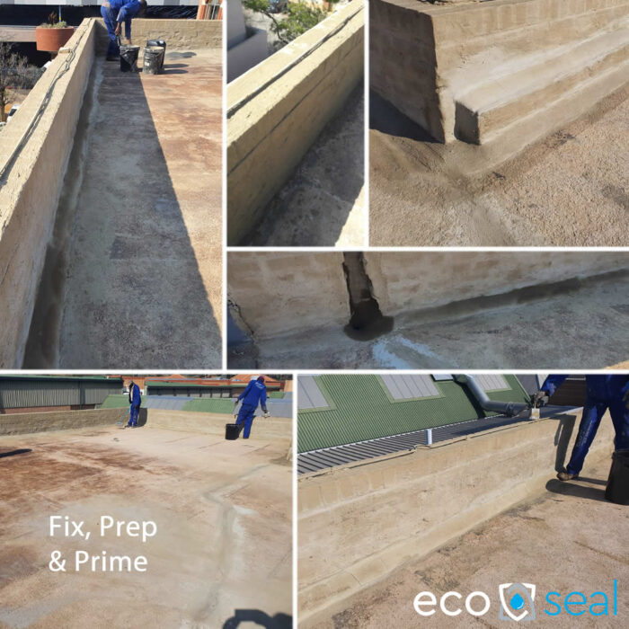 Waterproofing fix pre prime