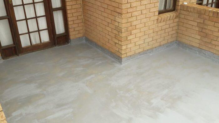 under tile waterproofing