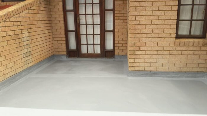 slab waterproofing