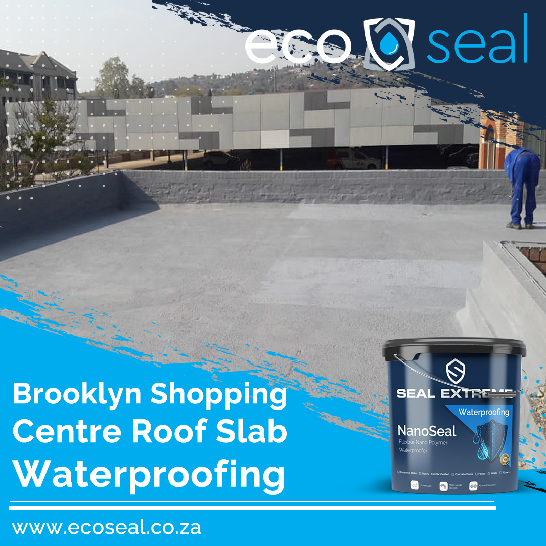 roof slab waterproofing