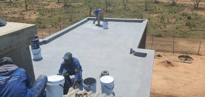 Waterproofing Hammanskraal Roof Concrete slab