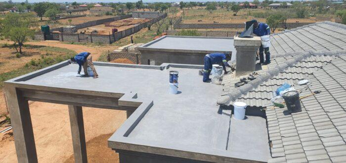 Waterproofing Roof Concrete slab in Hammanskraal