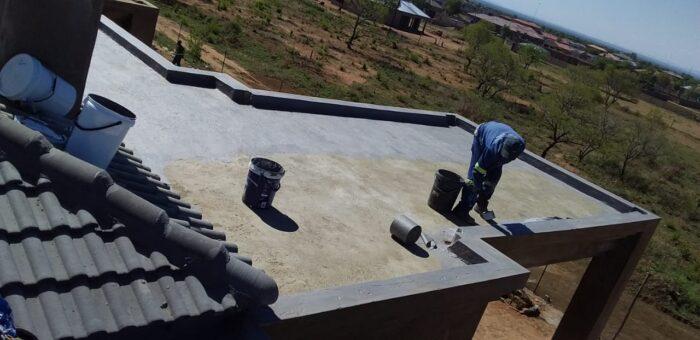 Waterproofing Hammanskraal Concrete slab