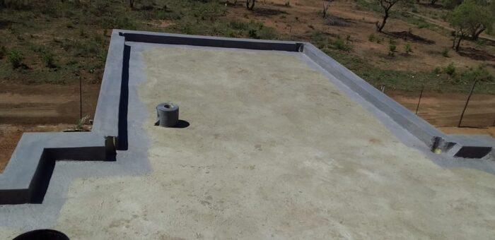 New concrete slab waterproofing Hammanskraal