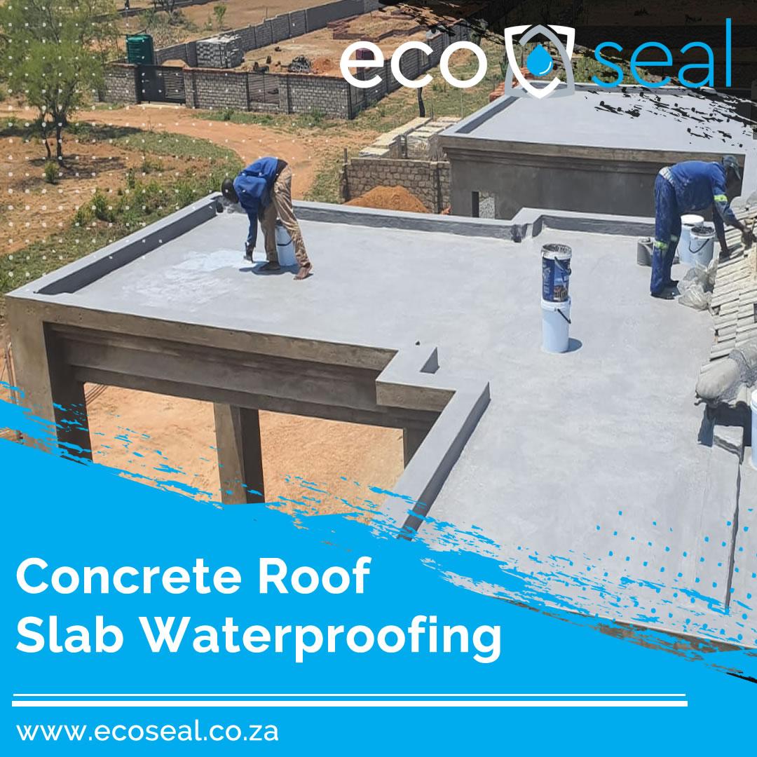 roof slab waterproofing