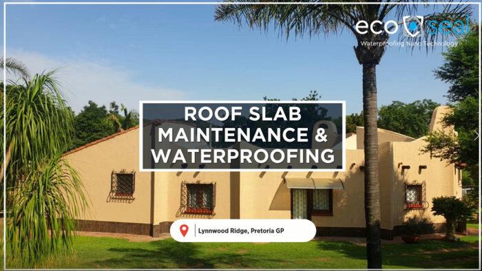 Residential Waterproofing
