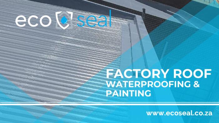Factory Roof Waterproofing