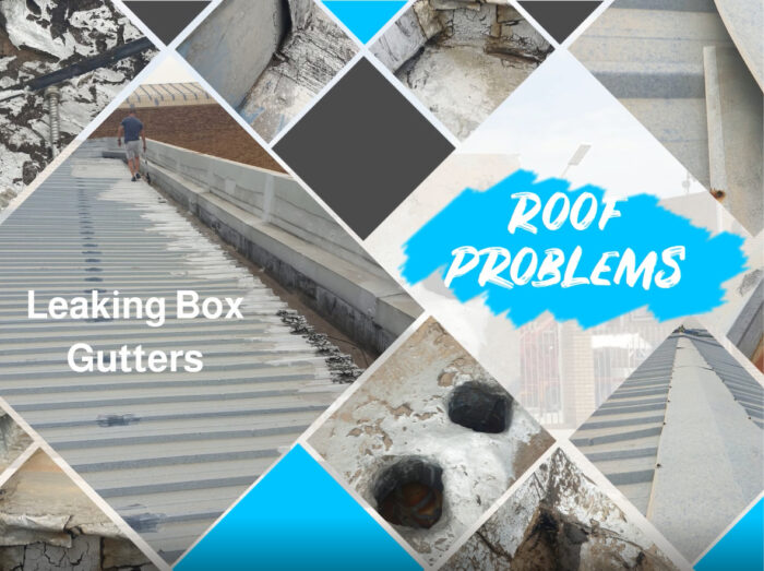 Factory Roof Waterproofing Problems