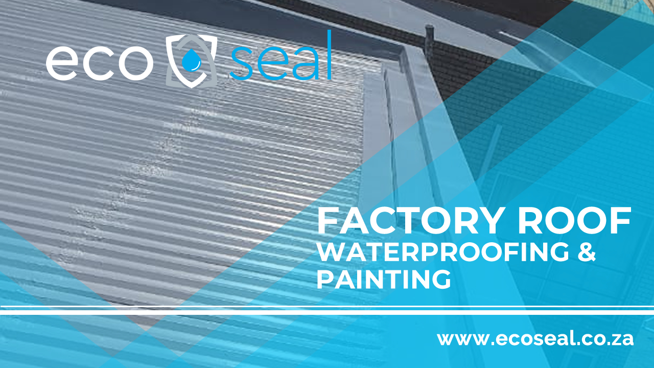 Factory Roof Waterproofing
