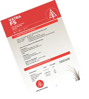 VARTA Safety Data