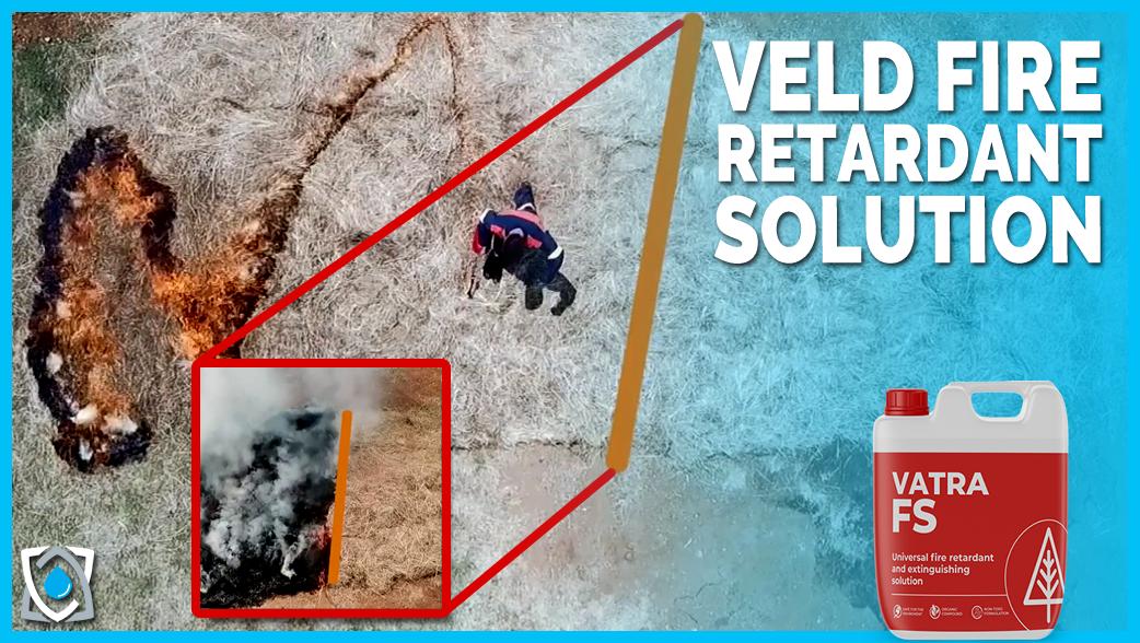 Veld & Wood Fire Retardant Solution