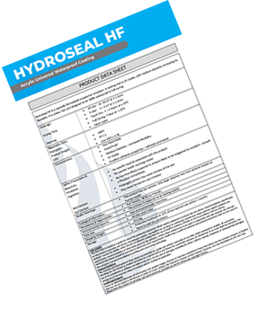 Hydroseal HF Product Information
