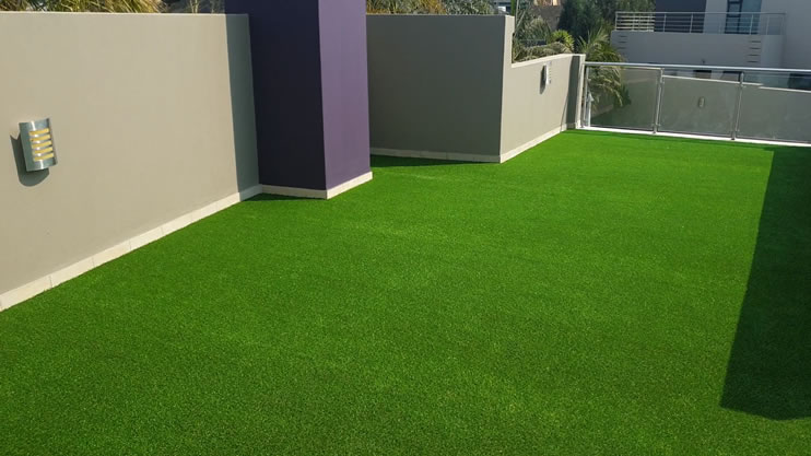 Balcony Waterproofing for Artificial Grass