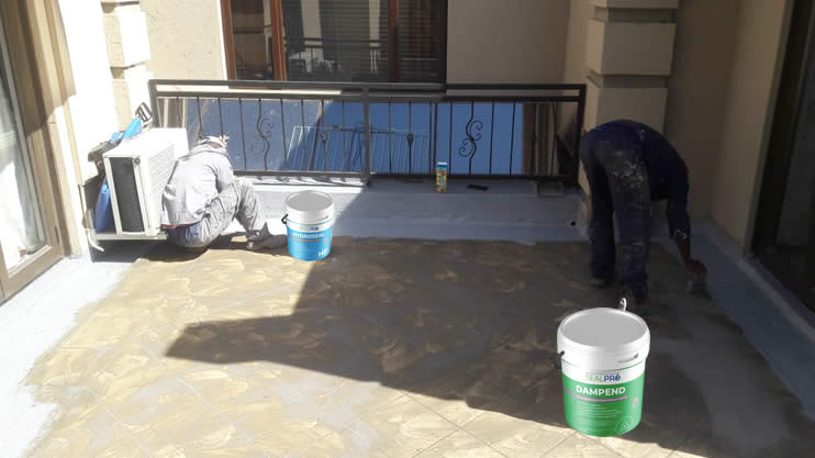 Do I prime waterproofing before tiling
