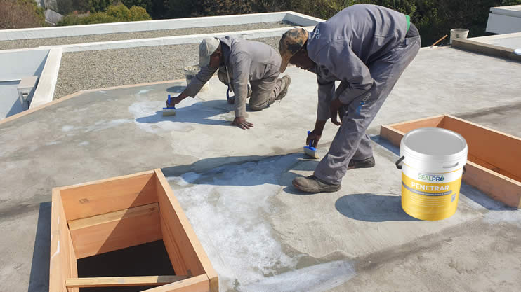 Why use Penetrar primer in your waterproof and paint system.