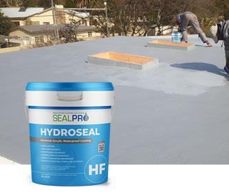 HydroSeal HF Roof Slab Waterproofing