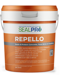 Repellow Waterproofing Adhesion
