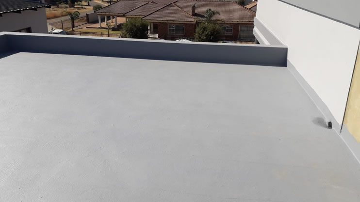 What is the best waterproofing for concrete roof